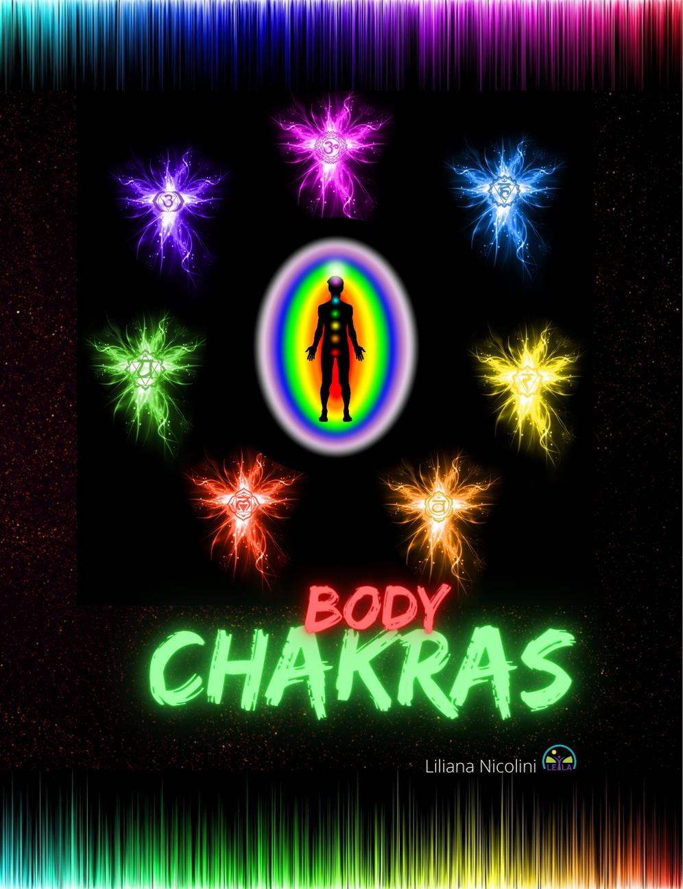 Body CHAKRAS di Liliana Nicolini